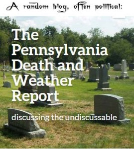 The Pennsylvania Death and Weather Report